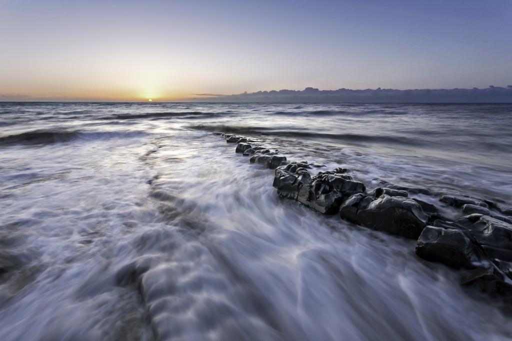 Somerset Coastal Sunset